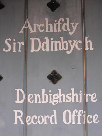 Denbighshire Record Office