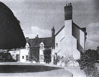 Plas Efenechtyd in the 1940s